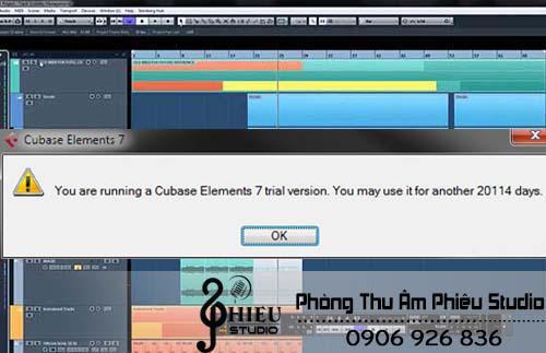 Bí quyết sử dụng Cubase Elements 7 full crack miễn phí