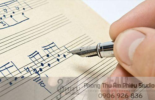 Hướng dẫn cách sáng tác nhạc