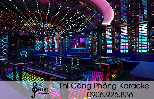 Thi công phòng cách âm karaoke chuyên nghiệp
