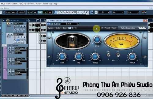 Dạy học mix nhạc chuyên nghiệp uy tín